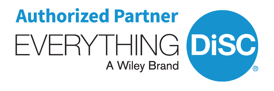 Authorized Partner for Everything DiSC®