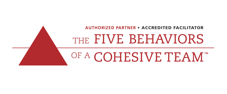Accredited Facilitator - The Five Behaviors of a Cohesive Team