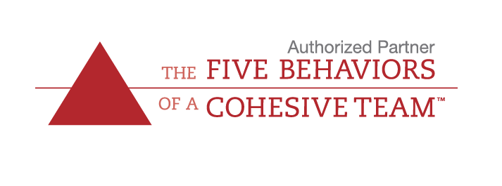 5 Behaviors authorized partner logo