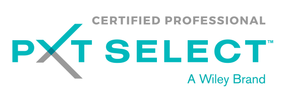 PXT Select Certified Professional logo
