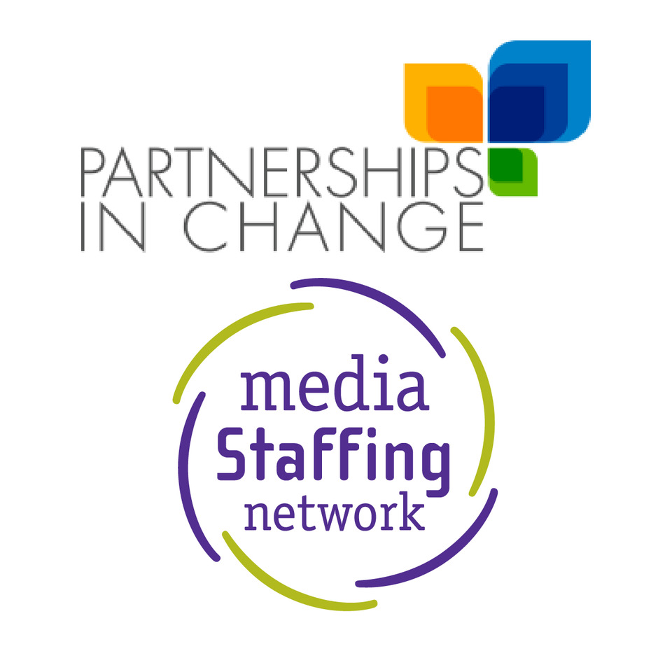 Partnerships In Change and Media Staffing Network