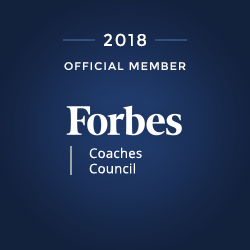 Member of the Forbes Coaches Council