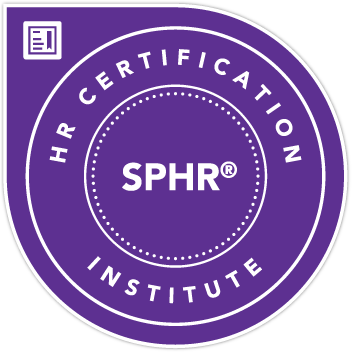 SPHR - Certified Senior Professional in Human Resources