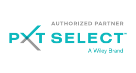 Authorized Partner  PXT Select A Wiley Brand